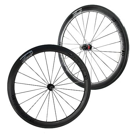 Juego de ruedas Lara BB Albrecht Carbon 5.1 con DT Swiss 240S