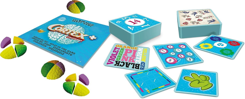Asmodee ASMCORPLU01ML Cortex Plus, Multicolor , color/modelo surtido: Amazon.es: Juguetes y juegos