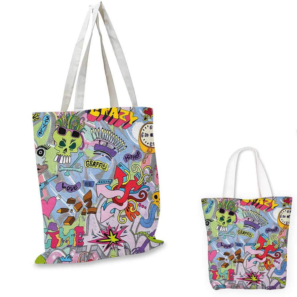 【当店限定販売】 ArtBold 様々な色の筆跡 モダン ハンドペイント スタイル グランジ ラフな外観 マルチカラー 13
