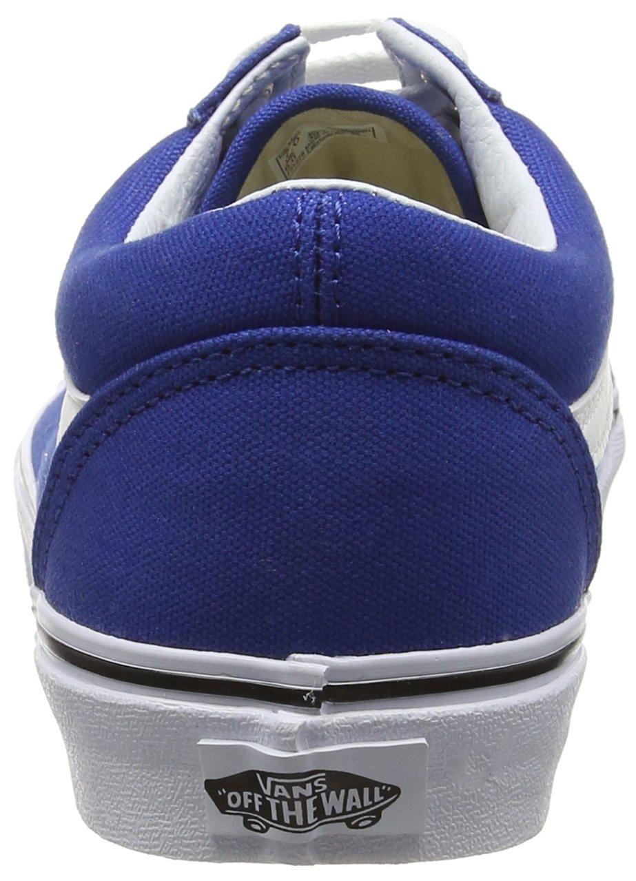Vans Unisex Old Skool Classic Skate Shoes B017JP8QT0 12.5 B(M) US Women / 11 D(M) US Men|True Blue