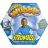 The Amazing Tear-Resistant Super Wubble Bubble Ball - Blue