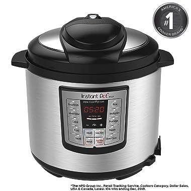 Review : Instant Pot LUX60V3 V3 6 Qt 6-in-1 Multi-Use Programmable Pressure Cooker