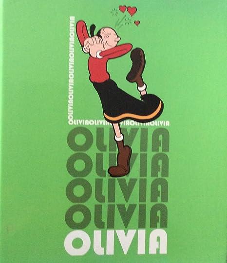 Olivia archivador 4 anillas – de colección