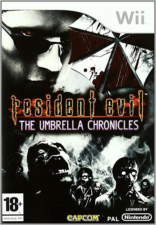 Resident Evil: The Umbrella Chronicles: Amazon.es: Videojuegos