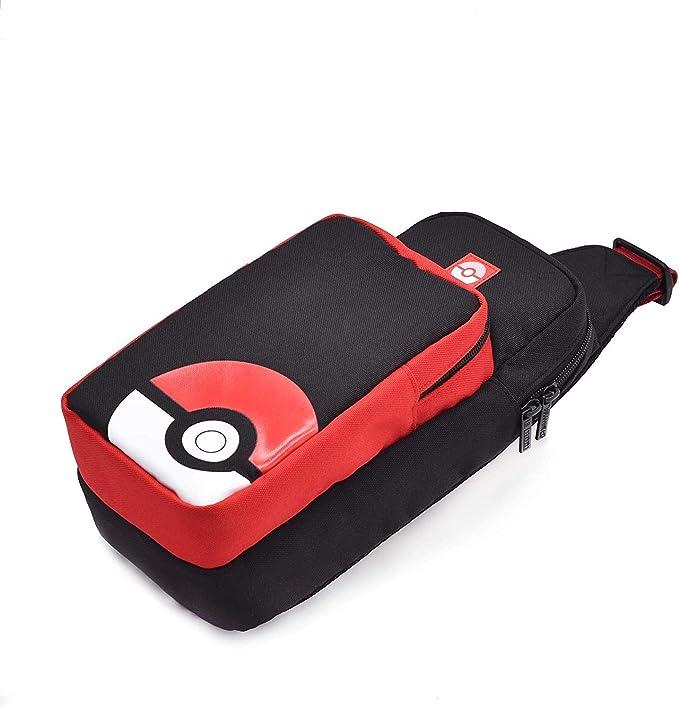 Hori - Pokémon Trainer Pack Pokéball (Nintendo Switch / Switch Lite): Amazon.es: Videojuegos