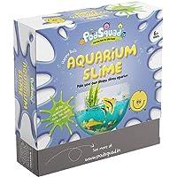 PodSquad The Aquarium Slime Box DIY Slime Kit - 4 To 9 Years Old - Blue