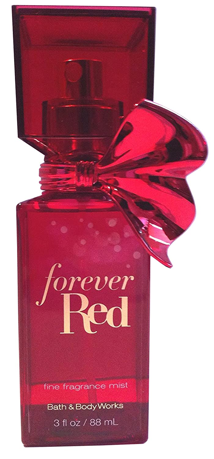 Bath and Body Works Forever Red Fine Fragrance Mist 3 Oz USA