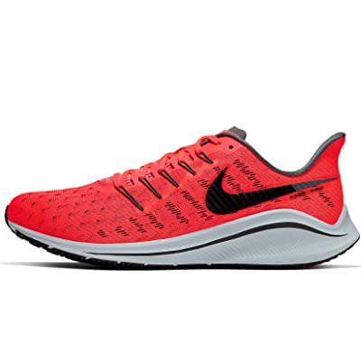 Nike Air Zoom Vomero 14 Men's Running Shoe Bright Crimson/Black-Dark Grey 10.5   Running