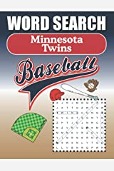 Minnesota Twins Word Search: Word Find Puzzle Book For All Twins Fans Paperback