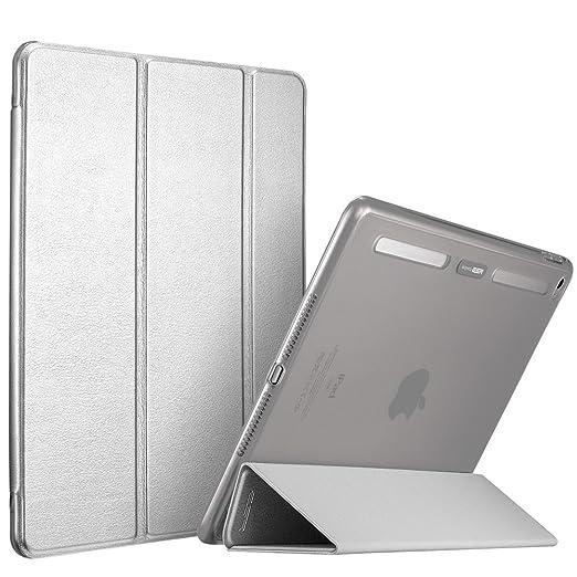 656 opinioni per Cover iPad Air 2,ESR Smart Custodia and Case with Clear Back Shell con TPU