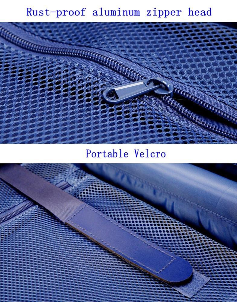 Aleación de aluminio y magnesio Caja de la carretilla retro moda Todo aluminio Maleta baúl Embalaje de equipaje Resistencia a los terremotos anti-presión ...