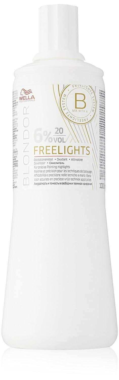 Wella Professionals Blondor Freelights 6 Percent Bleaching Cream 4084500189591
