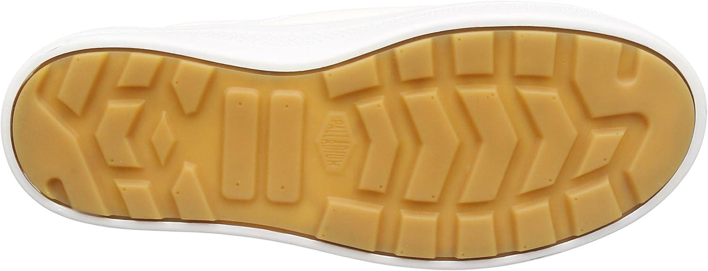 Palladium SUB Low CVS Baskets pour homme Blanc Blanc