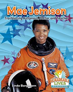 Amazon.com: Mae Jemison (Rookie Biographies) (9780531209974 ...