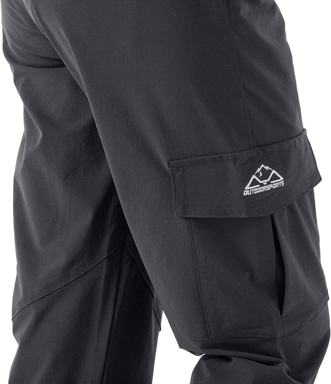 Pantalones Ysento Ligeros De Secado Rapido Pantalones De Senderismo Para Mujer Para Acampar Al Aire Libre Deportes Y Aire Libre Brandknewmag Com