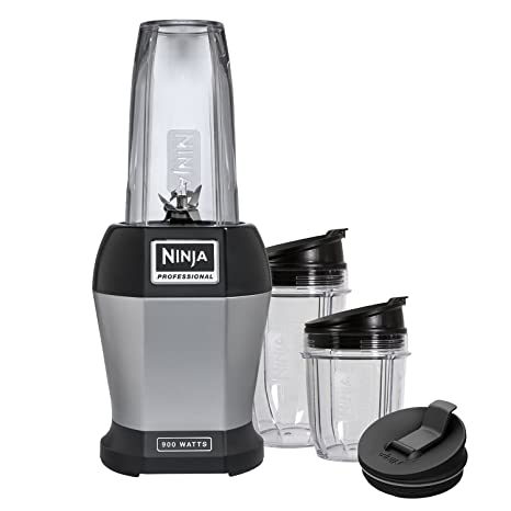Amazon.com: SharkNinja BL451 Nutri Ninja Pro (Renewed ...
