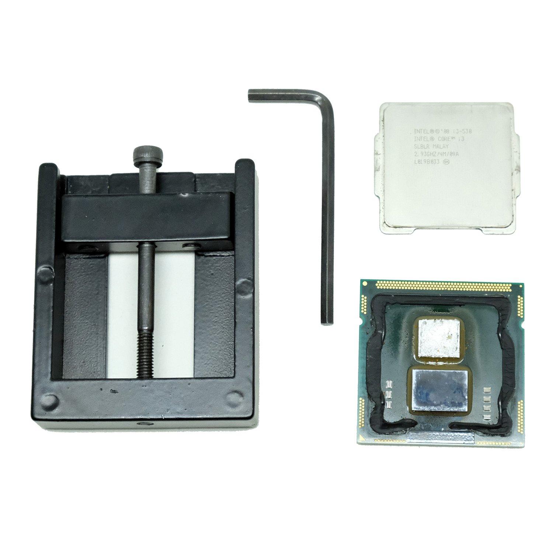 ویکالا · خرید  اصل اورجینال · خرید از آمازون · BoArt CPU Delid Tool for Intel LGA 115X 3770K 4790K 6700K 7700K 8700K wekala · ویکالا