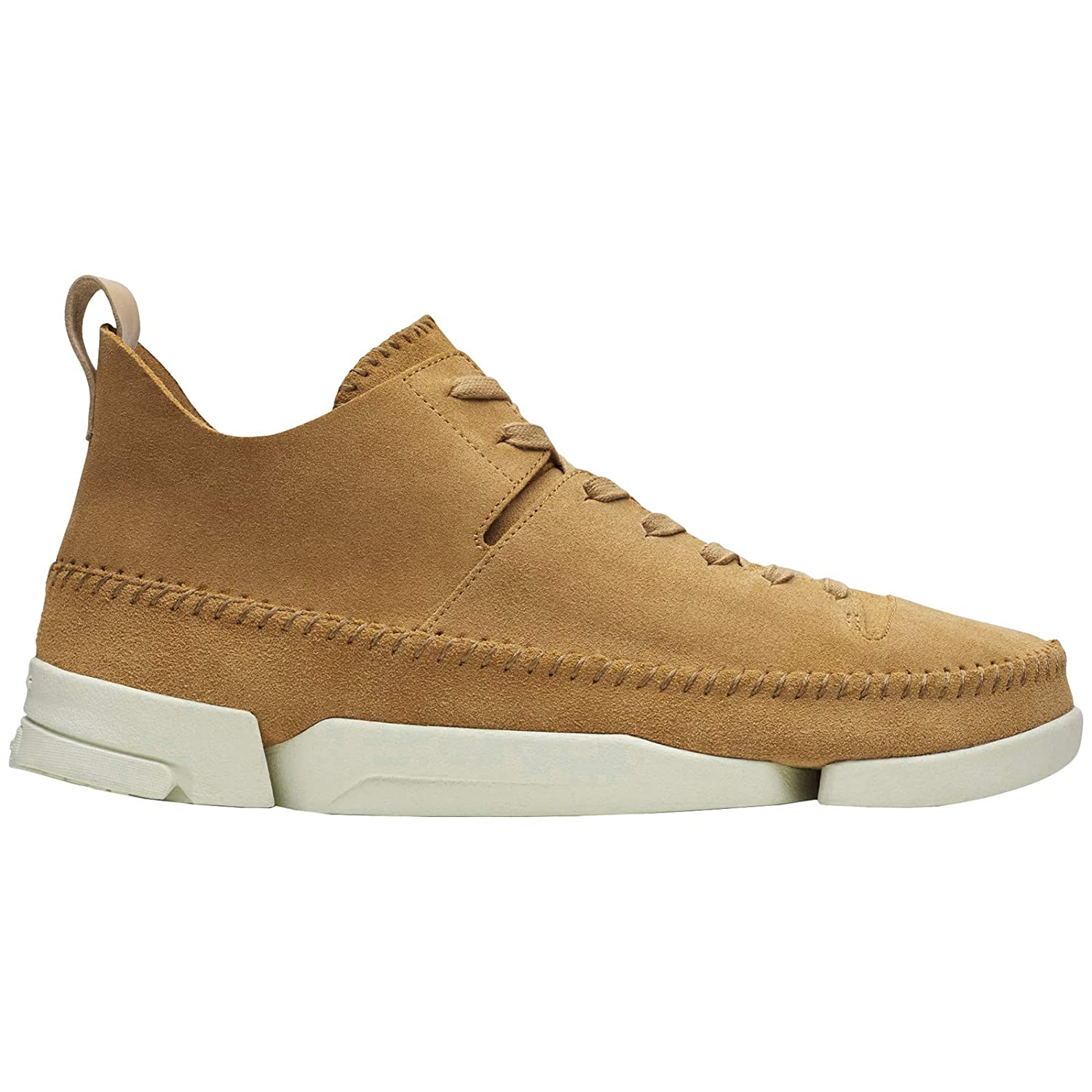 3a9f3bf84800c Clarks Originals Trigenic Flex in Light Tan: Amazon.co.uk: Shoes & Bags