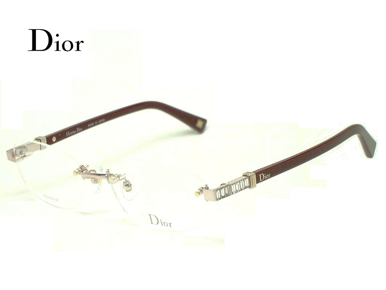 ディオール CD7750J EE3  【Dior】 powder 『新品正規品』  メガネフレーム ◆◆ B0752F5JGN