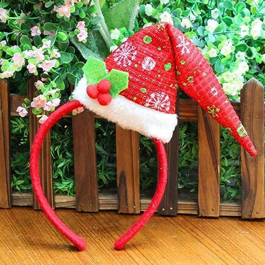 VICKY-HOHO - Diadema para Disfraz de Navidad, diseño de Oveja ...