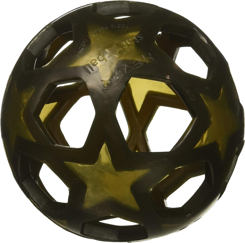 HEVEA Star ball Charcoal black