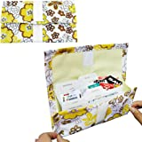 Evelots Expandable Grocery Coupon Organizer Binder & Coupon Holder, Floral