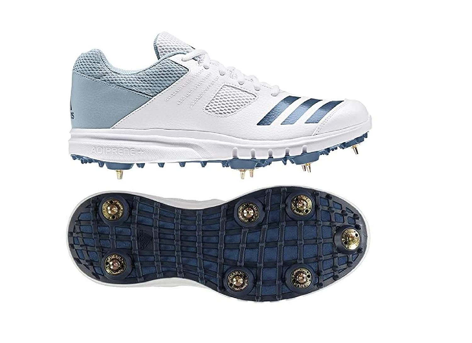 Buy Adidas Men's Howzat Spike Cricket Shoes at Amazon.in