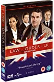 Law and Order UK: Series 4 [DVD] [2011]