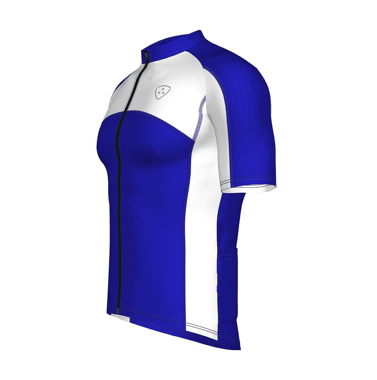 Deportes Hera Ropa Ciclismo Maillot Manga Corta Spinning Carretera Camiseta Verano de Ciclistas Hombre Cycling Half Sleeve