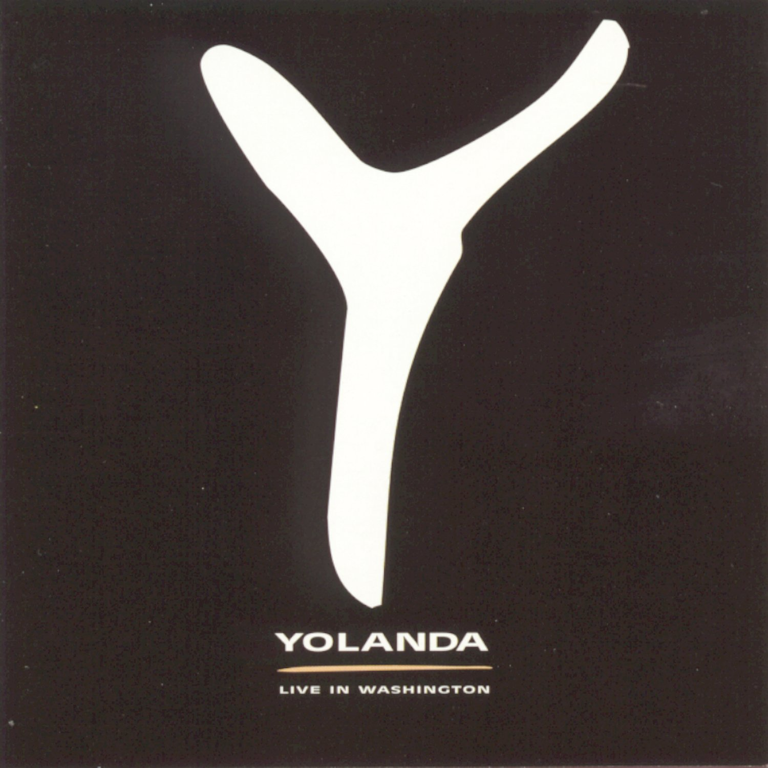 Yolanda: Live in Washington by Provident Distribution Group