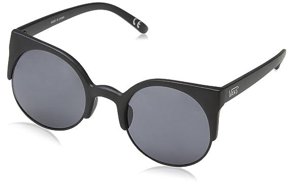 Vans Halls & Woods Sunglasses Gafas de sol, Negro (Matte ...