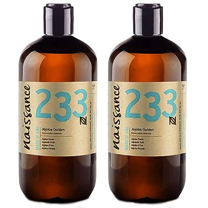 jojobaöl Oro – 100% puro aceite prensada – 1000 ml