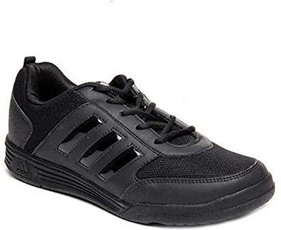 adidas Boy s Flo Black Sports Shoes - 13 UK  Buy Online at Low ... 29a2258e94c