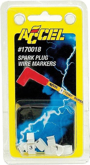 Gasket 4472 : Ignition Wire Markets 8mm 8 per set Mr