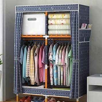 Amazon.de: LIEHU HOME-Kleiderschrank Einfache individuelle ...