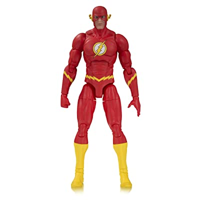 DC Collectibles DC Essentials: The Flash Action Figure: Toys & Games