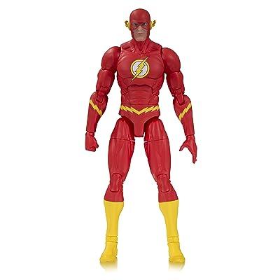 DC Collectibles DC Essentials: The Flash Action Figure: Toys & Games [5Bkhe1007028]