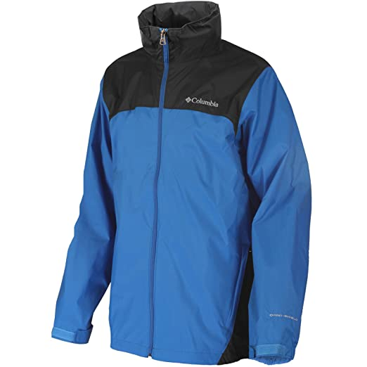 805ef1c0e Columbia Men's Glennaker Lake Rain Jacket, 100% Nylon, Multiple ...