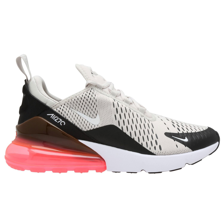 | Nike Mens Air Max 270 Running Shoes BlackLight