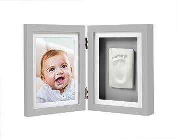 Baby Soft Clay Impression Kit . gorgeous Gray Capture A Precious Keepsake