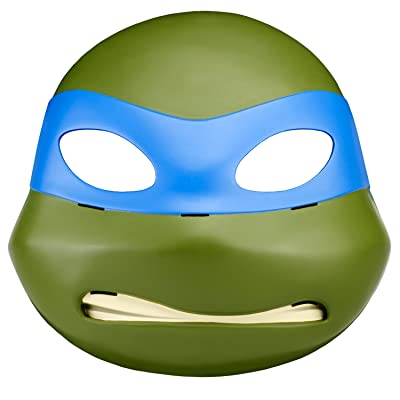 Teenage Mutant Ninja Turtles Leonardo Electronic Mask: Toys & Games