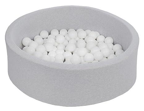 Piscina infantil para ninos de bolas pelotas 150 piezas (Colores ...