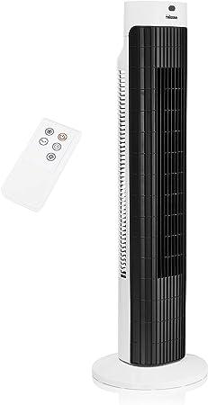 Tristar VE-5999 Ventilador de torre, 75 centímetros, 45 W, función ...