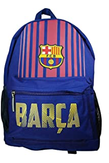 FC Barcelona Authentic Official Licensed Product Soccer Backpack