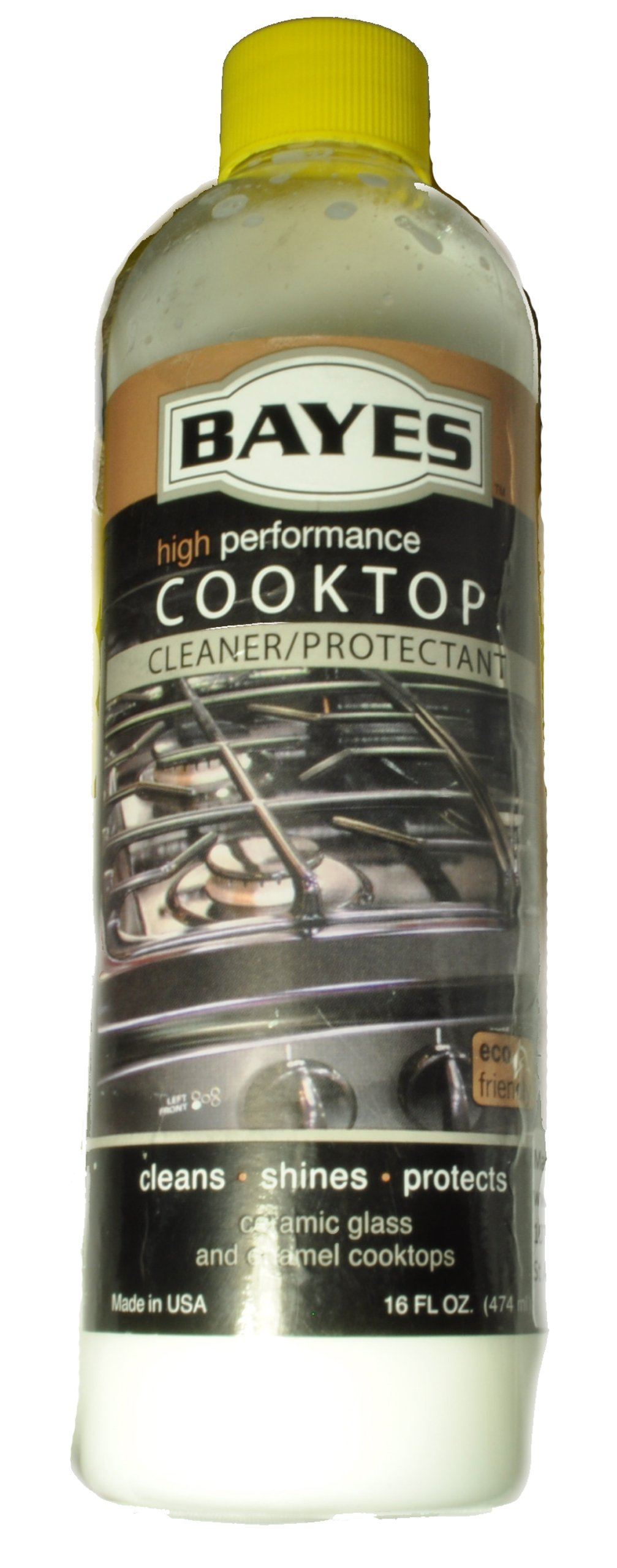 Bayes Cooktop Cleaner Protectant