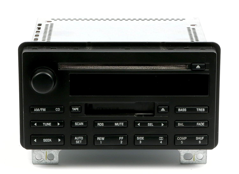 Amazon.com: 03 Ford Expedition OEM AM FM Radio Single Disc ...