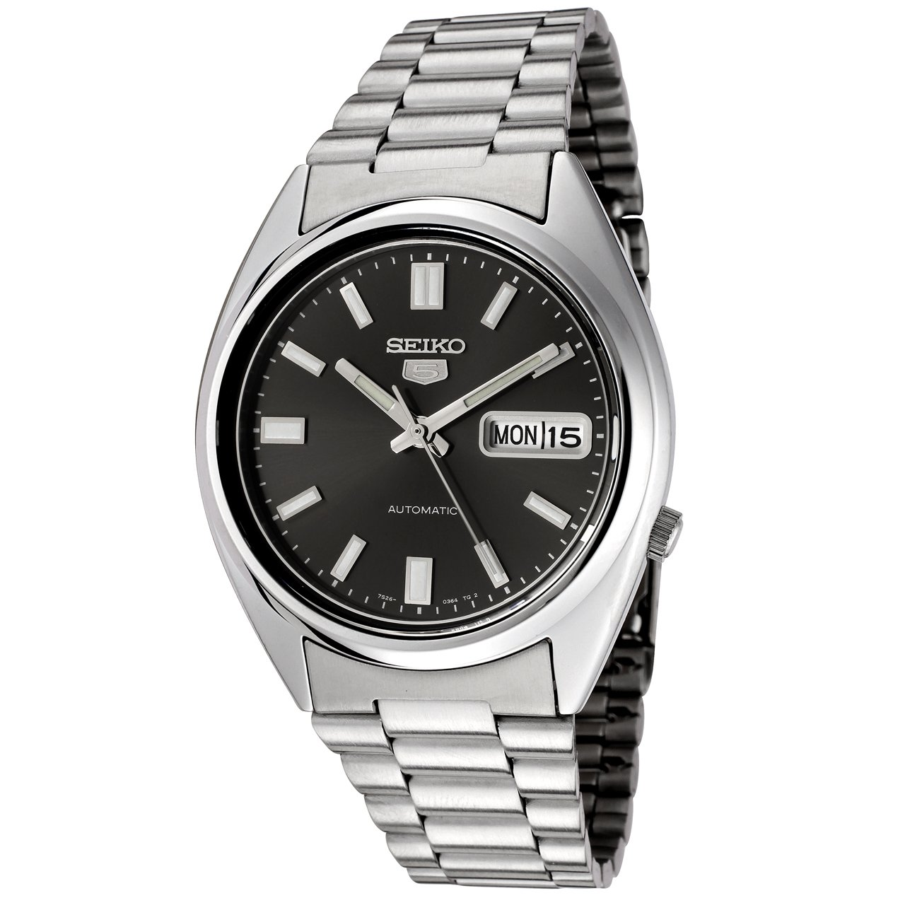 Seiko Men's Snxs79 K Automatic Stainless Steel Watch by Seiko