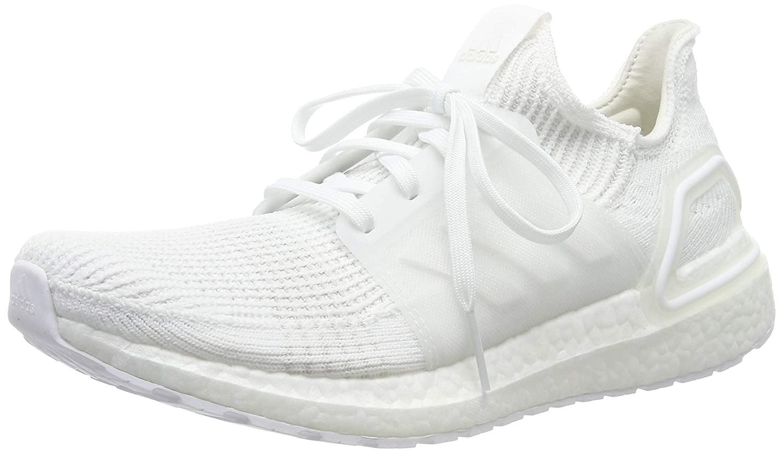 adidas Ultraboost 19 M, Zapatillas de Running para Hombre, Blanco (FTWR White/FTWR White/Core Black FTWR White/FTWR White/Core Black), 40 2/3 EU: Amazon.es: Zapatos y complementos