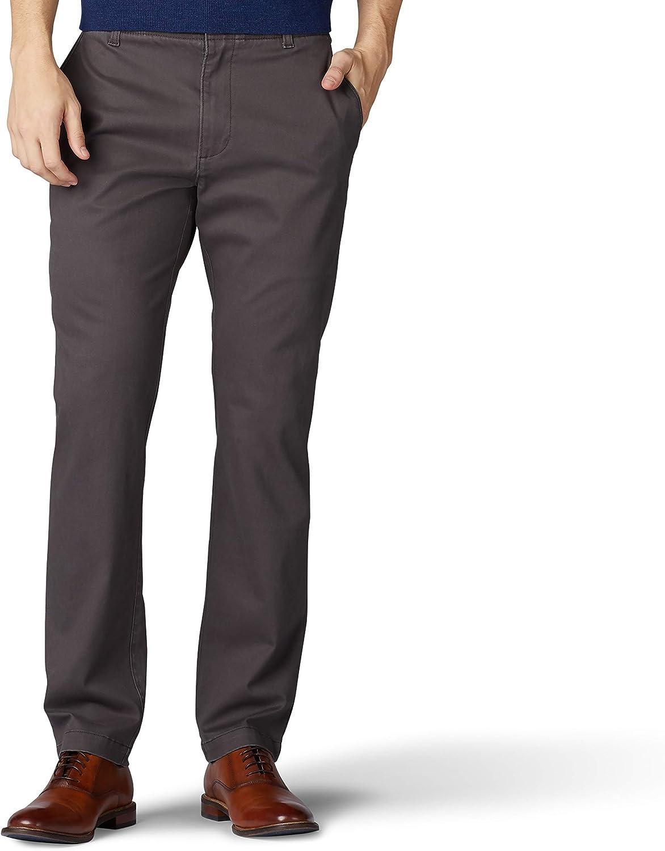 Lee Mens Performance Series Extreme Comfort Slim Pant Casual Pants