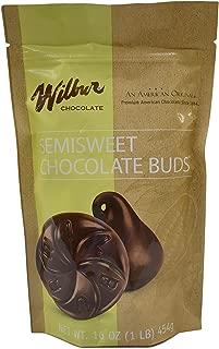 product image for Wilbur Buds Semisweet Dark Chocolate Buds, 16 Oz. Bag